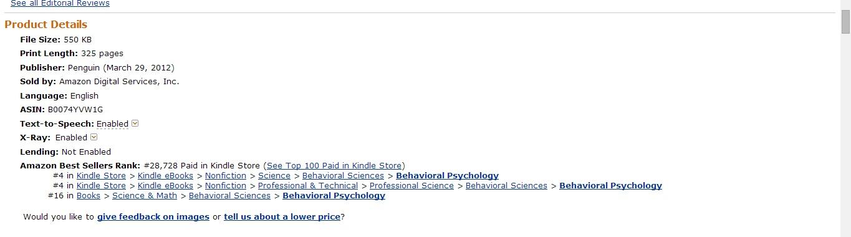 Best Selling e-book ideas