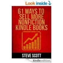 Steve Scott sell kindle books